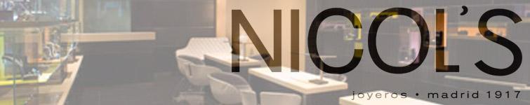 Asesor personal Joyerias Nicol's