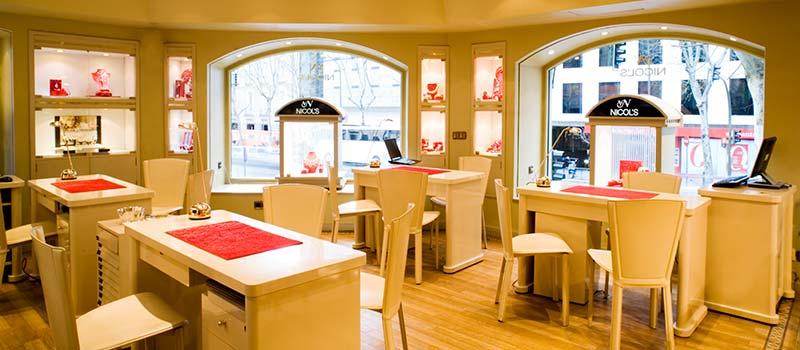 Joyerias Nicol's Tienda Serrano 86 Madrid